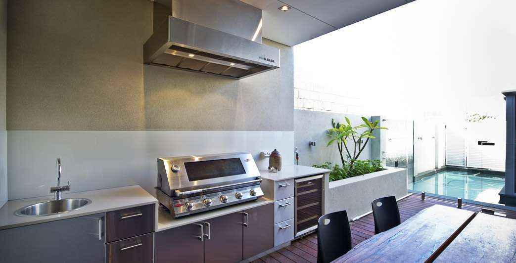 Alfresco Kitchens Perth | Ikal Kitchens