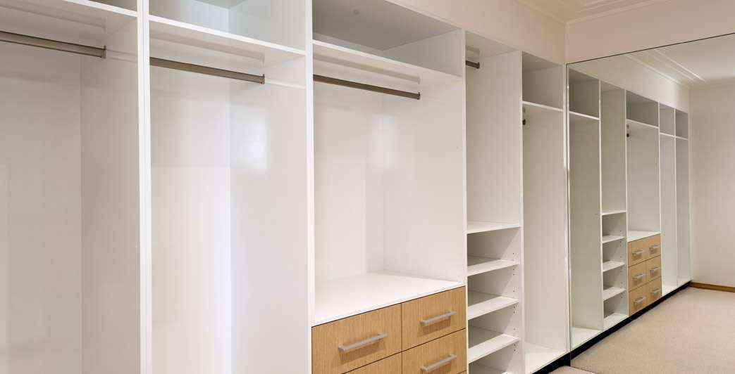 Built-in Wardrobe | Ikal Kitchens