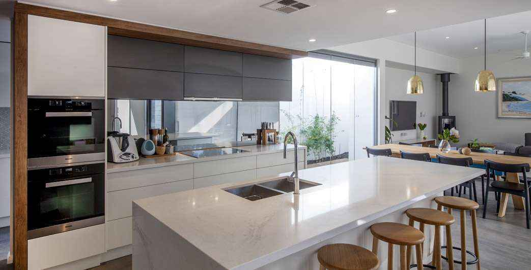 Kitchen renovations perth ikal kitchens for Kitchen reno design